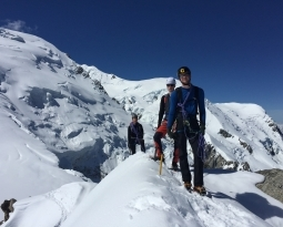 Summer Alpine Training