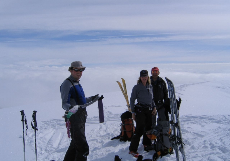 An introduction to ski touring with Mountain Adventure Guides. Chamonix